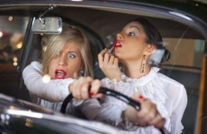 Hrvati su katastrofa za volanom