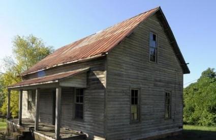 Kućica Katniss Everdeen i pripadajuće imanje