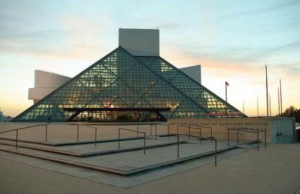 Kuća slavnih rock and rolla u Clevelandu