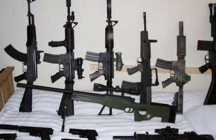 Trgovina oružjem cvjeta