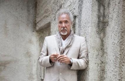 Tom Jones, stari šarmer, ponovno u Hrvatskoj