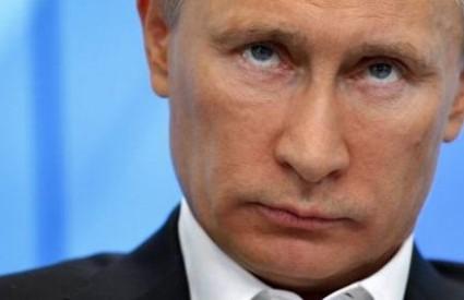 Putin se igra sa živcima Zapada