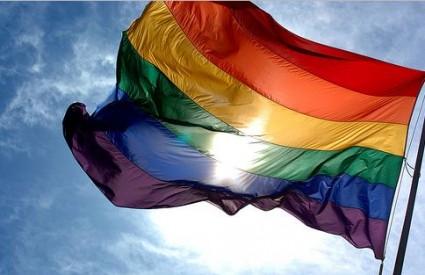 LGBT zastava vijorit će se Markovim trgom