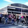 Više stotina biciklista prosvjedovalo u Zagrebu