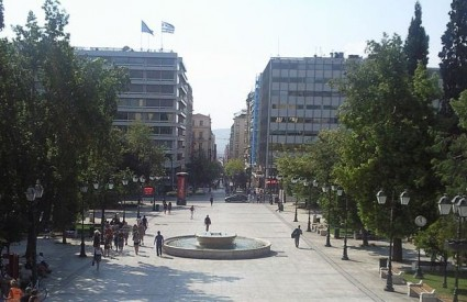 Atena je najtopliji europski grad, s još uvijek neimpresivnim temperaturama u svjetskim razmjerima