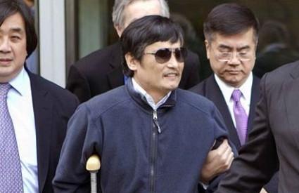 Chen Guangcheng, slijepi kineski disident