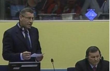 General Gotovina je govorio na francuskom jeziku