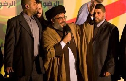 Vođa Hezbollaha ne dvoji da će sravniti Izrael sa zemljom