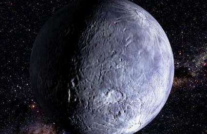 Umjetnikovo viđenje nepoznatnog planeta
