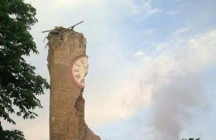 U potresu je stradalo više starih građevina
