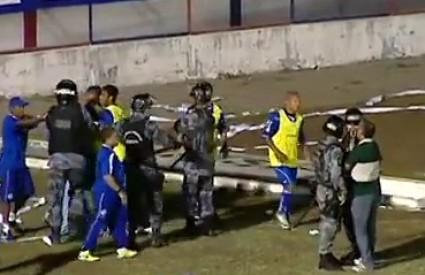 Tučnjava trenera u Brazilu