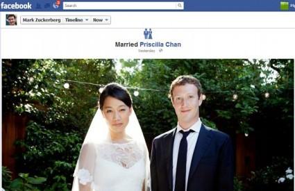 Mark Zuckerberg i supruga Priscilla Chan izdašno doniraju