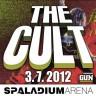 The Cult u Spaladium Areni 3. srpnja
