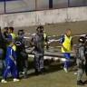 Makljažu trenera zaustavila policija i igrači