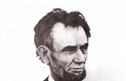 Abraham Lincoln često je nosio kozju bradicu