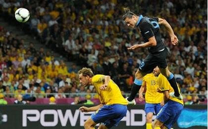 Nakon odigranog drugog kola Francuska u skupini D vodi sa 4 boda, Engleska ima isto toliko, Ukrajinci imaju tri dok su Šveđani bez bodova