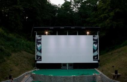 Ljetno kino Tuškanac napokon u funkciji
