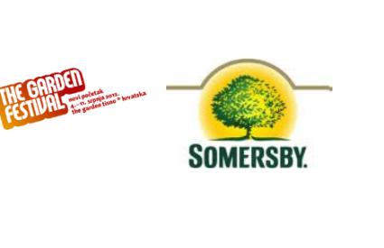 Somersby opet osvježava na Garden Festivalu