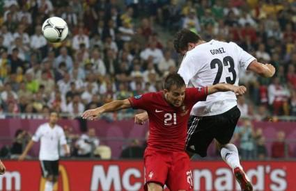Gomez postiže gol