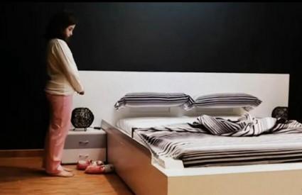 Krevet s automatskim spremanjem je dobro rješenje :)