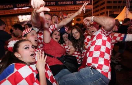 Svako toliko navijački dresovi preplave Hrvatsku