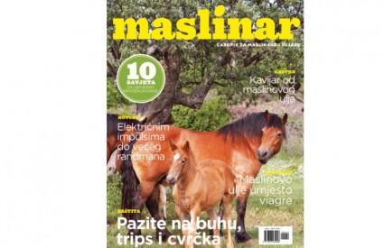 Novi broj Maslinara