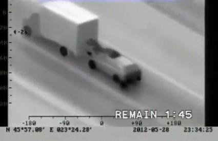 Pljačka kamiona na autocesti