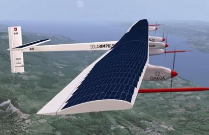 Solar Impulse u letu
