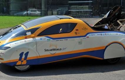 SolarWorld GT putuje oko svijeta