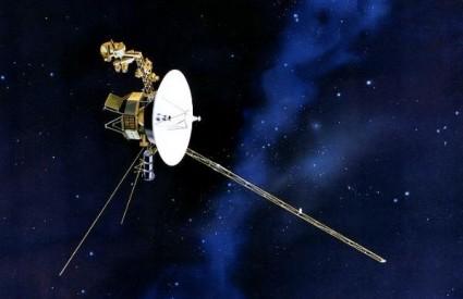 Što se to glasa u međuzvjezdanom prostoru