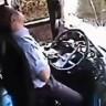VIDEO: Smrtno ranjeni vozač autobusa ostao pribran i spasio putnike