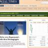 Financial Times Grcima: Ne glasujte za ljevičare