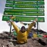Fantastičan pothvat: Čovjek bez nogu osvojio Kilimandžaro