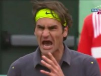 Federer izgubio živce i viknuo gledateljici da umukne