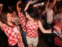 """Hrvatska: """"Zemlja koja najradije ne bi prestala slaviti"""""""
