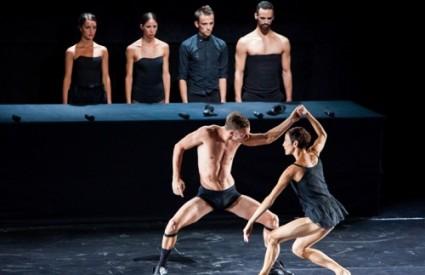 Fantastična baletna predstava Edwarda Cluga