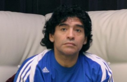 Maradona je zbog svog sumnjivog gola prozvan