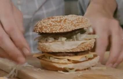 Domaći Big Mac je lako napraviti