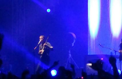 Franz Ferdinand odličnim koncertom zatvorio INmusic