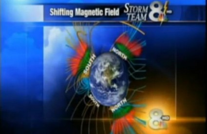 Zamjena magnetskih polova nije ništa neuobičajeno