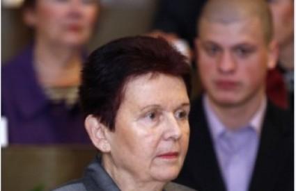 Mirjana Krizmanić nije imala lijepe riječi za političare