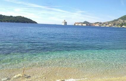Plaža Sv. Jakov blizu Dubrovnika