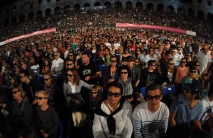 Projekcija prvog hrvatskog 3D filma