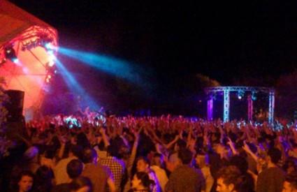Odlična atmosfera na Soundwave festivalu
