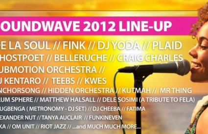 Soundwave ima impresivan lineup