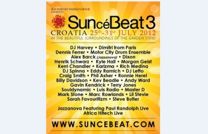 SunceBeat 3 se preselio u Tisno