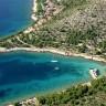 Najljepše plaže - Čigrađa na Murteru