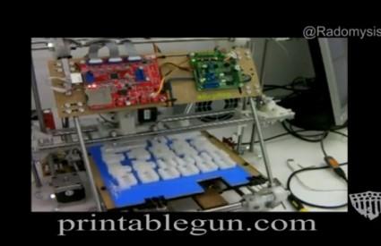 3D printer već je stvorio pušku