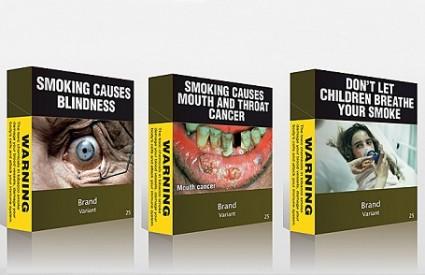 Ovako cigarete izgledaju u Australiji