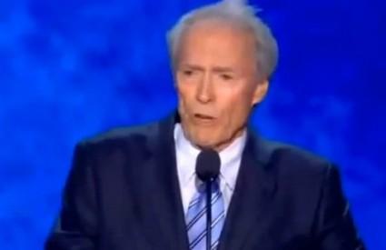 Eastwood definitivno ne voli Obamu